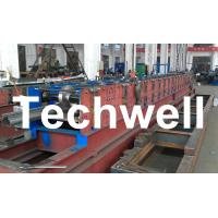 China 1.8 - 2.3mm Rack Roll Forming Machine / Cable Tray Forming Machine TW-RACK wholesale