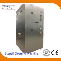 China Durable Smt Cleaning Equipment Stencil Cleaner 200-600l / Min Air Consumption wholesale