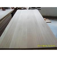 China sell  red oak  kitchen worktop wholesale