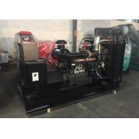 China 200KW / 250KVA Open Diesel Generator 400/230V Rated voltage wholesale