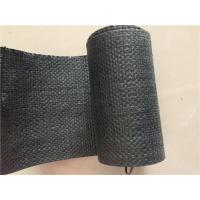 China Tensile Strength PP 90 - 90 Woven Geotextile Fabric Protection Waterways wholesale