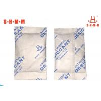China MDH-30 Drying Desiccant Packs , 30g Bentonite Clay Desiccant For Garment And Textile wholesale