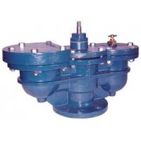 """China ASME B16.34 ASTM A935 Air Release Valve / Trifunctional Suction Valve 4 """" wholesale"""