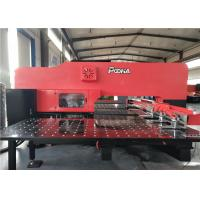 China Siemens Mechanical CNC Sheet Metal Punching Machine For Electric Control Cabinet Panels on sale