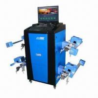 China Wheel Aligner System with Multiple Functions for Auto Beauty, 4S and Tire Shop wholesale