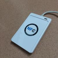 China NFC ACR122U RFID USB Port Contactless Smart Card Reader & Writer + SDK + 5 PCS IC Cards on sale