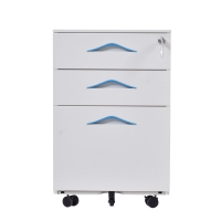 15 Inch Width 35Kgs Loading Capacity Office Mobile Pedestal