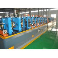 China Carbon Steel Precision Tube Mill , Steel Pipe Machine 25-76mm Pipe Dia wholesale