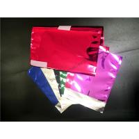 China 95x155mm #A Aluminum Foil Packaging Bags , Foil Vacuum Seal Bags Acid Resistant on sale