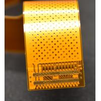 China Flexible PCB Circuit Single sided Polyimide Material Finished Copper 1OZ Polybag packing wholesale