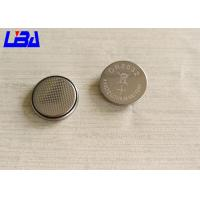 China Eco - Friendly Coin Type Batteries Light Weight For Electric Toys wholesale
