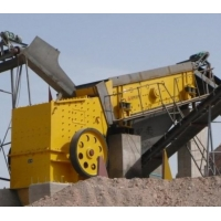 Buy cheap Reliable Working Mobile Primary AAC Jaw Crusher Machine from wholesalers