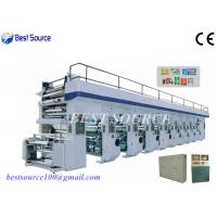 China High Speed Computer Control Rotogravure Printing Machine for OPP and BOPP printing, 180m/min wholesale