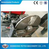 Diesel  Wood Branch Disc Wood Chipper Shredding Machine to Make Chips