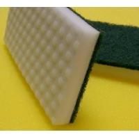 China Melamine Sponge Scourer on sale