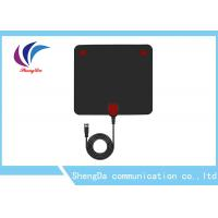 HDTV 1080P HD Indoor TV Antenna VHF174-230 / UHF 470-862MHz TV With Amplifier Signal Booster