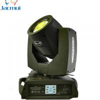 Buy cheap Disco DJ Party 7 / 10 Channels  Strobe LED Moving Lighting DMX512 / 30 Watt from wholesalers