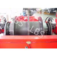 China Customized Windlass Winch For Lifting And Dragging Ship / Heavy Object wholesale