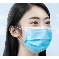 China 3ply Disposable non woven printing mouth-muffle face mask with round earloop,Anti Virus Surgical Mask 3 Ply Medical Indo wholesale