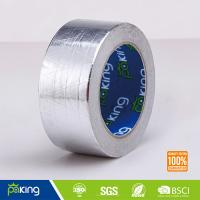 China 48mm Heat Resistant Self Adhesive Aluminium Tape for Installation and Construction wholesale