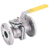 China flanged ball valve(2pc) wholesale