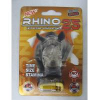 Wholesale 3D New Rhino 25 Titanium 8000 Male Enhancement Pill For Increase Time from china suppliers
