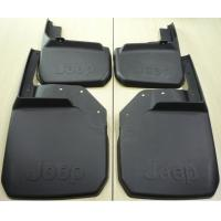 China Auto Rubber Mud Flap of Car Body Replacement Parts For Jeep Wrangler 2008- wholesale