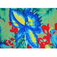 China Colorful Patterned Polyester Fabric Non - Flammable Density 72 X 40 wholesale