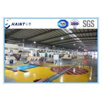 China Corrugated Parent Roll Automatic Handling Systems And Board Handling Line High Efficiency wholesale