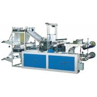 China Full-Automated Plastic Film Bag Making Machine for Packing 220V 50Hz wholesale