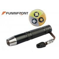 China Powerful 3 In 1 LED Flashlight for Jade Identification, Jewelry Testing wholesale