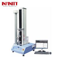 Buy cheap AC Servo Motor Electronic Universal Testing Machine Textile Testing Equipment from wholesalers
