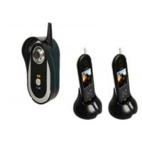 China Waterproof 2.4ghz Wireless Door Phone , Battery Operated Door Bells on sale