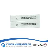China Tamper Evident DR AM labels For Clothing , EAS Soft Label Water-proof Jewellery Tags wholesale