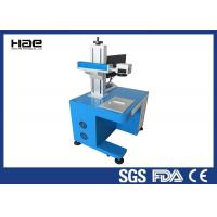 China High Speed Portable Fiber Stainless Steel Laser Engraving Machine Diode / Co2 Marking Machine wholesale