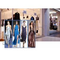 China Ultra Slim Indoor LED Poster IP40 High Refresh Rate Standing Controlled By Nova wholesale