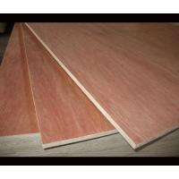 Poplar Core Melamine Covered Plywood 2 Time Hot Press Technics Quick Delivery