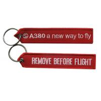 Airbus A380 A New Way to Fly Remove Before Flight Keychain