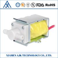 China Normal Close One Way Two Position Mini Water Relief Valve Solenoid Valve for Air wholesale