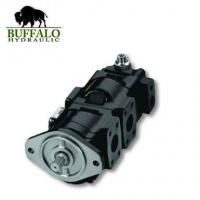 China JCB hydraulic double gear pump wholesale