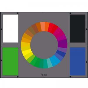 China AC220V Transmissive Color Key Test Chart Sineimage YE0229 TILO wholesale