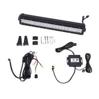 China 6000K Dual Row Car Light Bar / Aluminum Housing LED Auto Light Bar wholesale