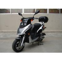 China 2 Wheel 50cc Mini Scooter , 45km / h Mini Gas Motorcycle For Kid / Adult wholesale