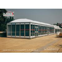 China 6 x 6m Modular Cube Outdoor Event Party Tent With Thermo Roof wholesale