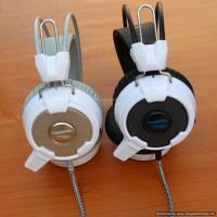 China Wired Over Ear gaming Headphone Noise reduction ear pads and DC jack USB connector for PS4 wholesale