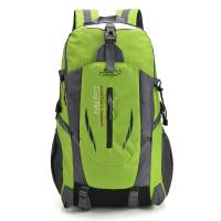China Outdoor Mountaineering Cycling Messenger Bag , Waterproof Travel Backpack wholesale