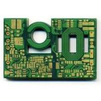 Buy cheap Professional Industrial Control Multilayer PCB Board 4-Layer HASL Finishing from wholesalers