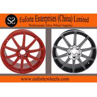 Wholesale Susha wheels-1pieces Red Forgedcar Wheel rims 18inch to 20 inch Replica Wheels from china suppliers
