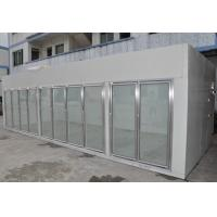 Quality Walk-in freezer for supermarket beverage display for sale