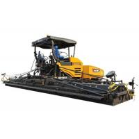 China Road Construction Equipment Asphalt Paver Machine 350mm Paving Depth wholesale